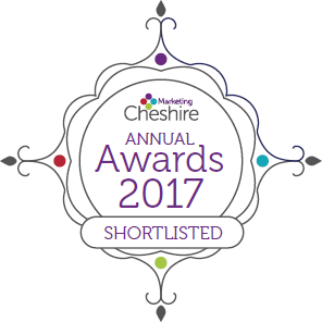 Cheshire Annual Awards 2017 logo